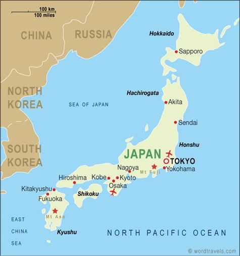 Boom du tourisme au japon pour l'année 2013