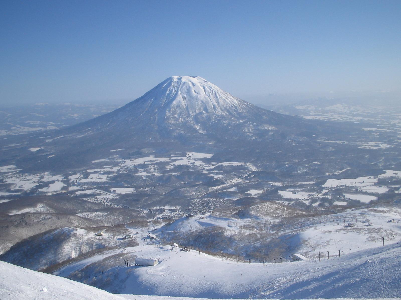 Découvrez la ville et la station de ski de Niseko dans le Nord du Japon