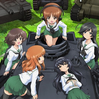 Girls und Panzer Japon