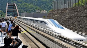Japon- train-Maglev
