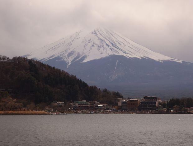 Découvrez Fujigoko, les 5 lacs du Fuji à Yamanashi