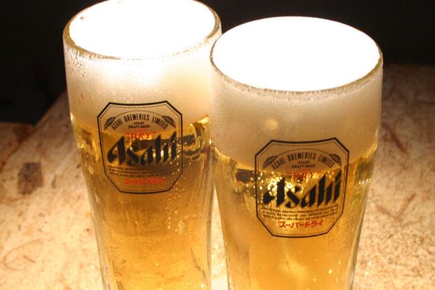 Quelle boisson commander dans un bar au japon  ?