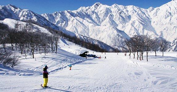 Hakuba japon ski