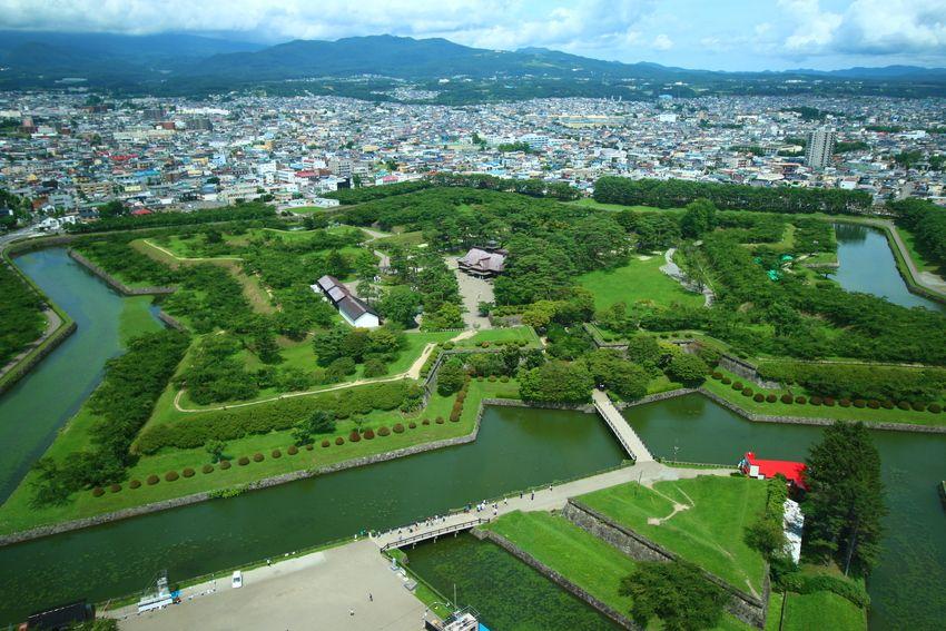 Hakodate, une ville historique et capitale de l'éphémère république d'Ezo