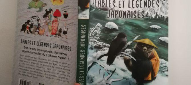 Livre : Fables et légendes Japonaises chez Ynnis Edition